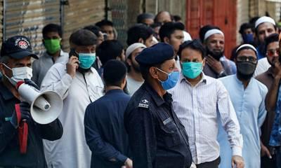 پاکستان میں کورونا کے 531 نئے کیسز رپورٹ