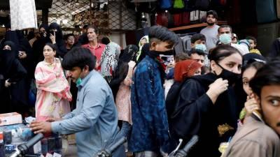پاکستان میں کورونا وائرس سے مزید6 اموات
