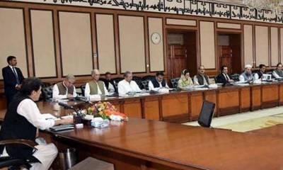 وفاقی کابینہ، دہری شہریت والوں کو انتخابات لڑنے کا حق دینے کا آئینی ترمیمی بل منظور