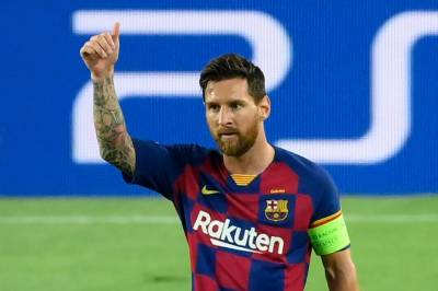 لیونل میسی رواں سال سب سے زیادہ کمائی کرنے والے فٹبالر