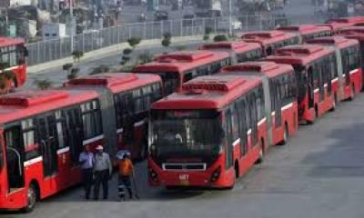 پنجاب ماس ٹرانزٹ اتھارٹی نے میٹرو بس کے نئے کنٹریکٹ کی منظوری دیدی