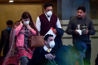 ملک بھر میں کورونا کے 6 مریض انتقال کر گئے،545افراد میں کورونا کی تصدیق
