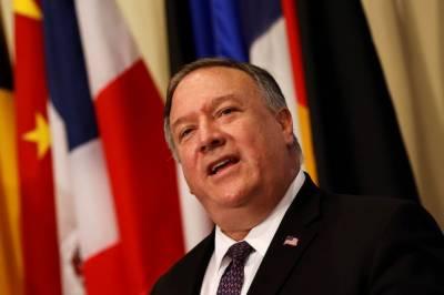 ایران کے اسلحہ حصول پر پابندیاں، جدوجہد جاری رکھیں گے،امریکی وزیرخارجہ