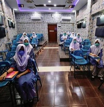 کرونا وائرس کے باعث ملک میں 22 تعلیمی ادارے بند کر دیے گئے
