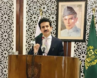 فرقہ واریت پھیلانے کی بھارتی کوشش کو کامیاب نہیں ہونے دینگے، ترجمان دفتر خارجہ