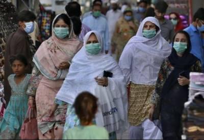 پاکستان میں کورونا سے مزید 7 اموات، 645 نئے کیسز رپورٹ