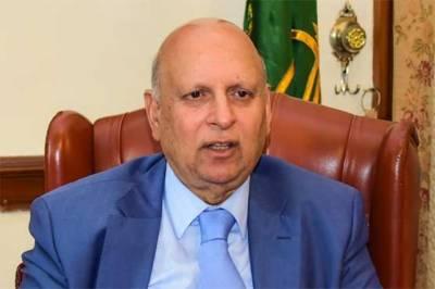 اپوزیشن جماعتیں کبھی ایک پیج پر نہیں آ سکتیں، چوہدری محمد سرور