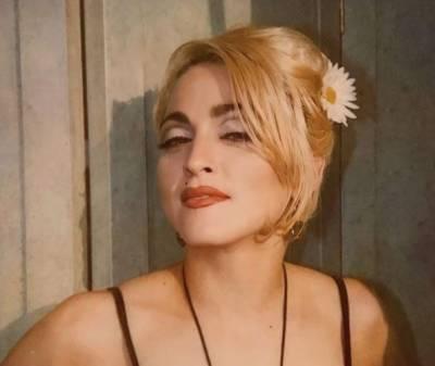 گلوکارہ میڈونا کا اپنی زندگی پر فلم بنانے کا اعلان