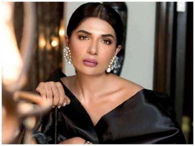 اداکارہ عفت عمر کو متنازعہ بیان پر شدید تنقید کا سامنا