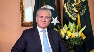 پاکستان نے افغان امن عمل کیلئے ہر ممکن معاونت فراہم کی، شاہ محمود قریشی