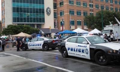 امریکہ میں مشتعل ہجوم کی پولیس پر فائرنگ ٗٗ آرمی طلب