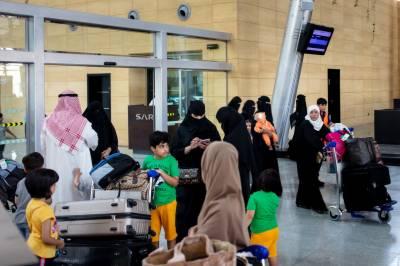 سعودی ائیر لائنز کی شیرخوار بچوں کے ٹکٹ میں 90 فیصد رعایت
