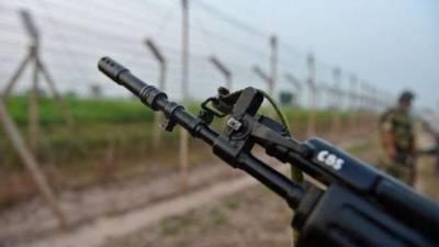 بھارتی فوج کی ایل او سی پر بلا اشتعال فائرنگ،8 سالہ بچے سمیت دو افراد زخمی
