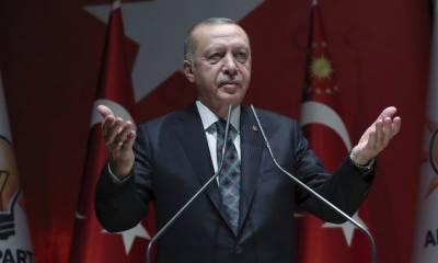 ترکی، بری، بحری اور فضائی حقوق و مفادات میں رعایت سے کام نہیں لے گا، صدر اردوان