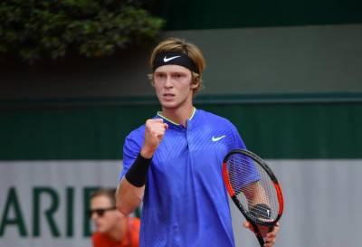 آندرے روبلوف نے ہیمبرگ اوپن ٹینس ٹورنامنٹ جیت لیا