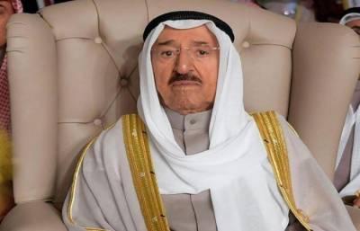 امیر کویت انتقال کر گئے ،عرب میڈیا