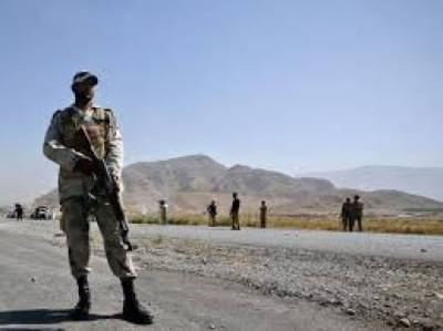 بلوچستان میں سیکیورٹی فورسز کا آپریشن، دو دہشت گرد ہلاک