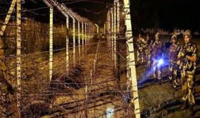 بھارتی فوج کی لائن آف کنٹرول پر اشتعال انگیزی جاری، خاتون زخمی