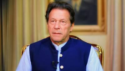 پاک فوج جمہوری حکومت کے پیچھے کھڑی ہے :وزیر اعظم عمران خان