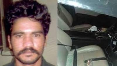 موٹروے زیادتی کیس، مرکزی ملزم عابد فیصل آباد سے گرفتار