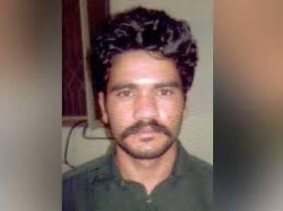 موٹروے زیادتی کیس، مرکزی ملزم عابد کیمپ جیل لاہور کی چکی میں تنہا بند