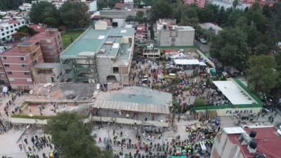 میکسیکو ، زلزلے سے19 بچوں سمیت 26 افراد کی ہلاکت پرسکول مالک کو 31 سال قید