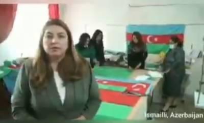 آذربائیجان میں پاکستانی پرچم کی ڈیمانڈ بڑھنے لگی