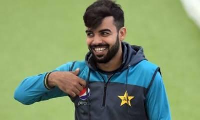 پاکستان کر کٹ ٹیم کی نائب کپتانی کرنا میرے لیے ناقابل یقین ہے، شاداب خان