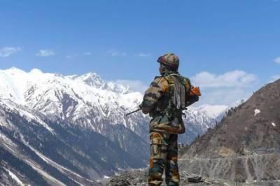 بھارتی فوج نے غلطی سے علاقے میں داخل ہونے والا چینی فوجی پکڑ لیا