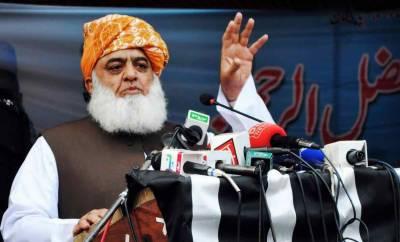 ملکی سیاست میں اداروں کومداخلت نہیں کرنی چاہیئے، مولانا فضل الرحمٰن