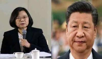 چین کے 'غنڈہ سفارت کاروں' کے دباؤ کو کسی صورت قبول نہیں کریں گے، تائیوان
