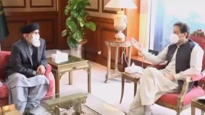 وزیراعظم اور صدر سے حزب اسلامی افغانستان کے سربراہ گل بدین حکمت یار کی ملاقات
