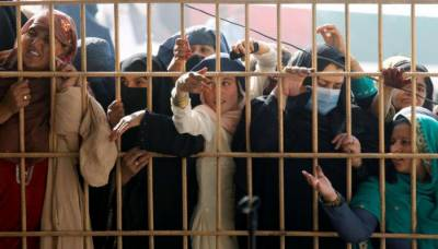 افغانستان :پاکستانی سفارتخانے کے باہر افسوسناک واقع ،12 خواتین جاں بحق