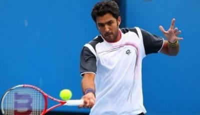 کولون ٹینس ٹورنامنٹ،اعصام الحق اور اْن کے پارٹنر کو پہلے رائونڈ میں شکست