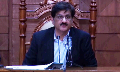 وفاقی حکومت جزائر سے متعلق آرڈیننس فوری واپس لے:مراد علی شاہ
