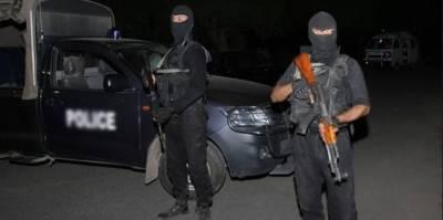 کوئٹہ، دہشت گردوں کے خلاف آپریشن،4 دہشت گرد ہلاک