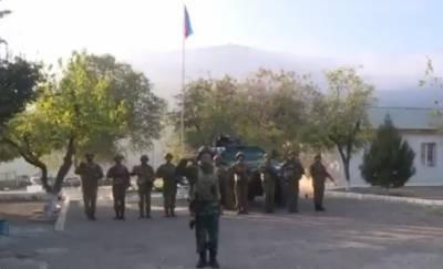 نگورنو کاراباخ میں آذربائیجان کی فتوحات کا سلسلہ جاری