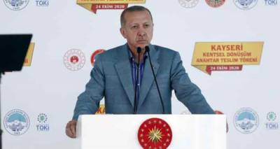 Tayyip Erdogan, Islamophobia, France, Macron,Mental Treatment