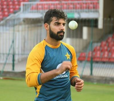 Shadab Khan,cricketer,vice captain,unfit,nation team,zimbabwe series