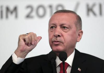 Turk President New Statement about France Issue