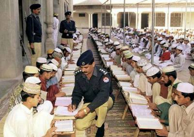 Madrassas file photo