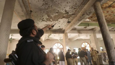 dir colony,madarassa,darul uloom zubairia,closed,peshawar,blast