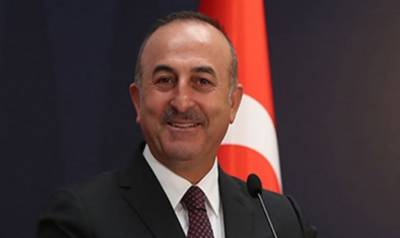 The Turkish Foreign Minister praised Prime Minister Imran Khan's statement