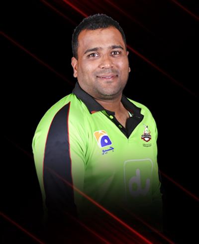 Samit Patel, Lahore Qalanders, PSL, Ben Dunk