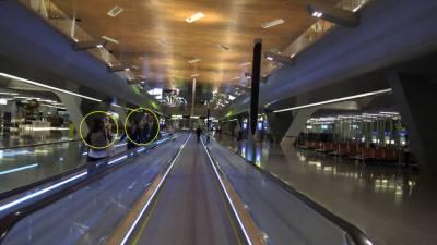 Doha Airport,Qatar Airport,Physical examination of female,Islamic Countries