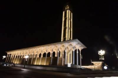 Algeria,world's 3rd largest mosque,