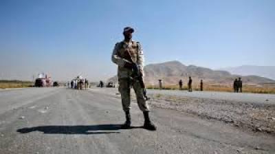 Pakistan, Balochistan, Ispr