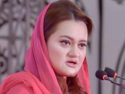 Shibli Faraz, Maryam Aurangzeb, PML-N,
