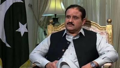 Usman Bazdar, CM Punjab,