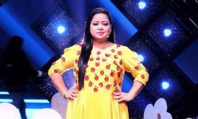 News of the raid on Bharti Singh's house shook Bollywood